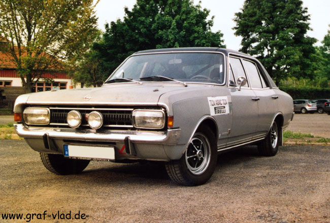Commodore GS 2800 Gruppe 1